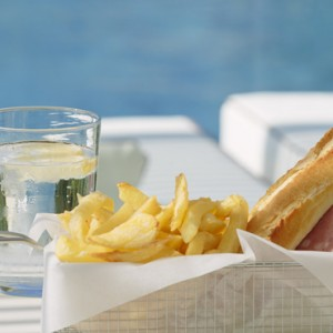 dining 3 - Aqua Boutique Hotel and Spa - Luxury Greece Honeymoon Packages