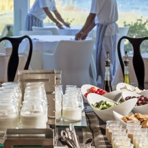 dining 6 - Aqua Boutique Hotel and Spa - Luxury Greece Honeymoon Packages