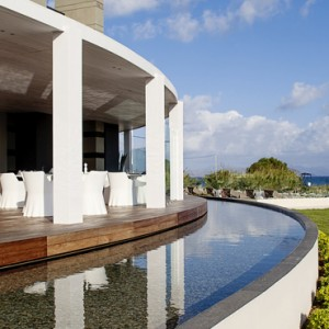 dining 7 - Aqua Boutique Hotel and Spa - Luxury Greece Honeymoon Packages