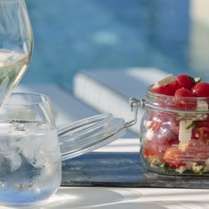 dining - Aqua Boutique Hotel and Spa - Luxury Greece Honeymoon Packages