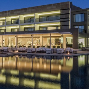 exterior 2 - Aqua Boutique Hotel and Spa - Luxury Greece Honeymoon Packages