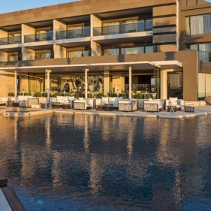 exterior - Aqua Boutique Hotel and Spa - Luxury Greece Honeymoon Packages