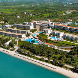 exterior - Ikos Oceania Halkidiki - Luxury Greece Holiday Packages