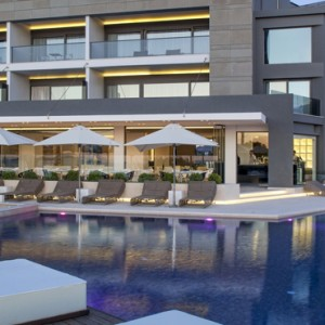 pool 3 - Aqua Boutique Hotel and Spa - Luxury Greece Honeymoon Packages