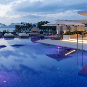 pool 4 - Aqua Boutique Hotel and Spa - Luxury Greece Honeymoon Packages