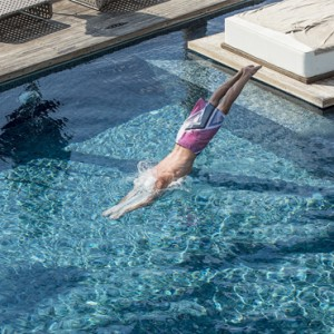 pool 5 - Aqua Boutique Hotel and Spa - Luxury Greece Honeymoon Packages