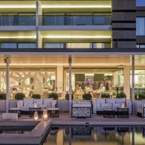 pool - Aqua Boutique Hotel and Spa - Luxury Greece Honeymoon Packages