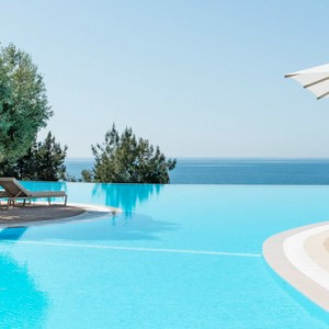 pool- Ikos Oceania Halkidiki - Luxury Greece Holiday Packages