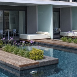suite - Aqua Boutique Hotel and Spa - Luxury Greece Honeymoon Packages