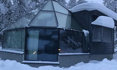 Abbie's Winter Wonderland Experience in the Finnish Lapland