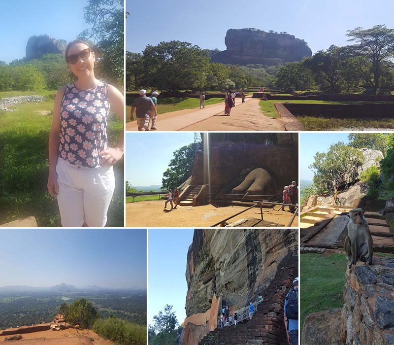 verity sri lanka and maldives fam trip - Sigiriya Rocks sri lanka
