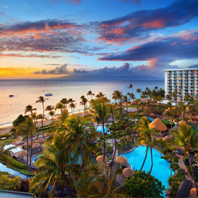 westin maui - new york hawaai and las vegas honeymoon multi cente - luxury multi centre honeymoon packages