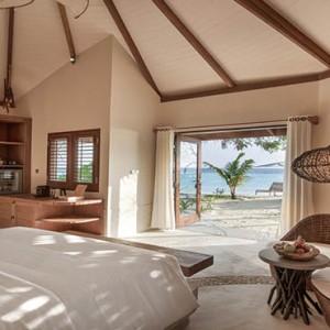 Drift Thelu Velga Retreat - Luxury Maldives Honeymoon packages - Beach Villa beach view