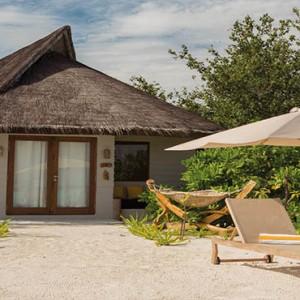 Drift Thelu Velga Retreat - Luxury Maldives Honeymoon packages - Beach Villa exterior