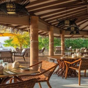 Drift Thelu Velga Retreat - Luxury Maldives Honeymoon packages - Restaurant
