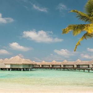 Drift Thelu Velga Retreat - Luxury Maldives Honeymoon packages - Water Villa exterior
