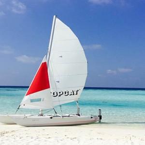 Drift Thelu Velga Retreat - Luxury Maldives Honeymoon packages - boat trip