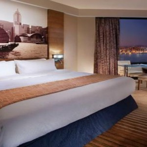 Hong Kong Honeymoon Packages Harbour Grand Hong Kong Deluxe Harbour View Room
