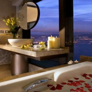 Hong Kong Honeymoon Packages Harbour Grand Hong Kong Executive Harbour View Suite1