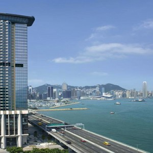 Hong Kong Honeymoon Packages Harbour Grand Hong Kong Exterior View