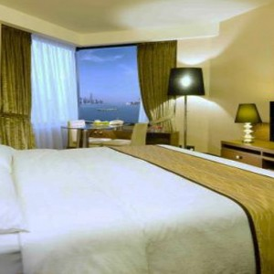 Hong Kong Honeymoon Packages Harbour Grand Hong Kong Grand Deluxe Harbour View Room