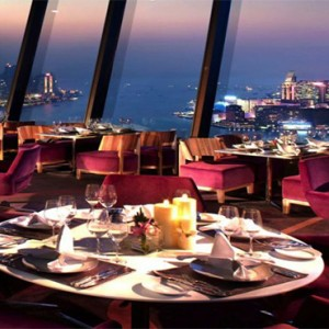 Hong Kong Honeymoon Packages Harbour Grand Hong Kong Le 188° Restaurant & Lounge