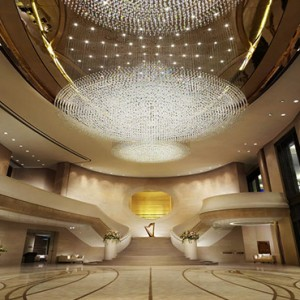 Hong Kong Honeymoon Packages Harbour Grand Hong Kong Lobby