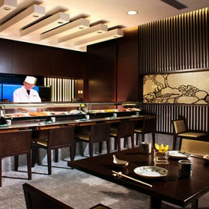 Hong Kong Honeymoon Packages Harbour Grand Hong Kong Nagomi Japanese Restaurant