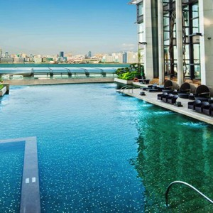 Hong Kong Honeymoon Packages Harbour Grand Hong Kong Outdoor Swimming Pool