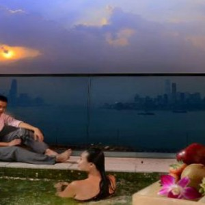 Hong Kong Honeymoon Packages Harbour Grand Hong Kong Premier Harbour View Room With Patio