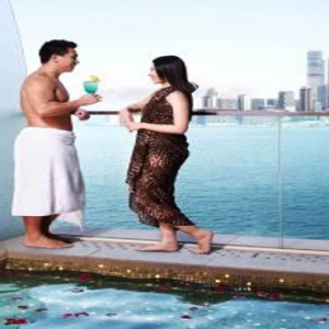 Hong Kong Honeymoon Packages Harbour Grand Hong Kong Premier Harbour View Room With Patio2