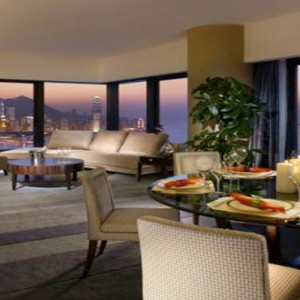 Hong Kong Honeymoon Packages Harbour Grand Hong Kong Premier Harbour View Suite
