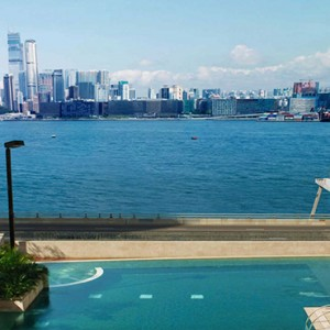 Hong Kong Honeymoon Packages Harbour Grand Hong Kong Harbour Views From Pool