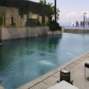Hong Kong Honeymoon Packages Harbour Grand Hong Kong Harbour Views From Pool1