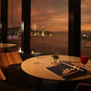 Hong Kong Honeymoon Packages Harbour Grand Hong Kong Restaurant Views