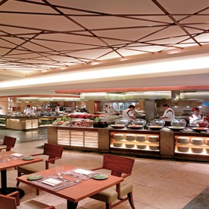 Hong Kong Honeymoon Packages Kowloon Shangri La Cafe Kool