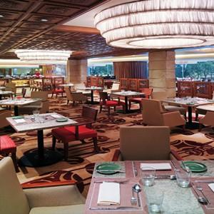 Hong Kong Honeymoon Packages Kowloon Shangri La Cafe Kool1