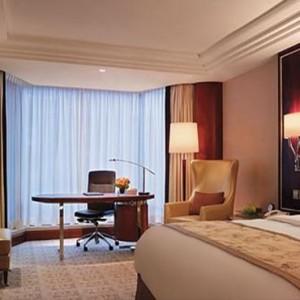 Hong Kong Honeymoon Packages Kowloon Shangri La Deluxe Room