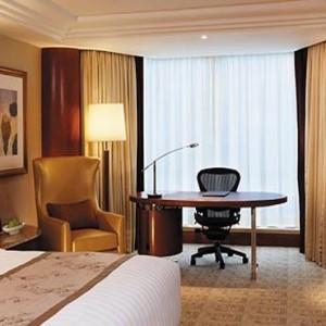 Hong Kong Honeymoon Packages Kowloon Shangri La Horizon Club Deluxe Room