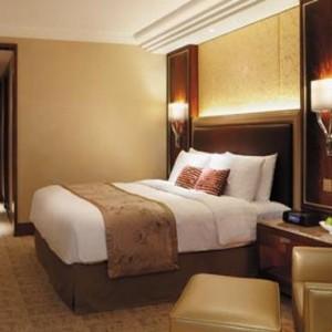 Hong Kong Honeymoon Packages Kowloon Shangri La Horizon Club Deluxe Room1