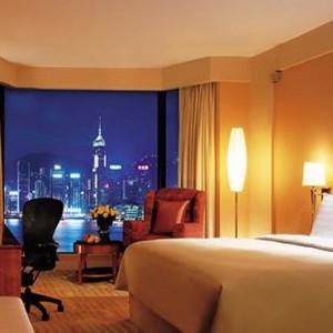 Hong Kong Honeymoon Packages Kowloon Shangri La Horizon Club Harbour View Room