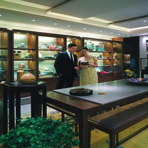 Hong Kong Honeymoon Packages Kowloon Shangri La Indoor Boutique