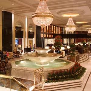 Hong Kong Honeymoon Packages Kowloon Shangri La Lobby Lounge