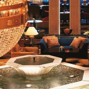 Hong Kong Honeymoon Packages Kowloon Shangri La Lobby Lounge1