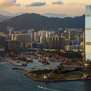 Hong Kong Honeymoon Packages Kowloon Shangri La Location