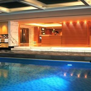 Hong Kong Honeymoon Packages Kowloon Shangri La Pool
