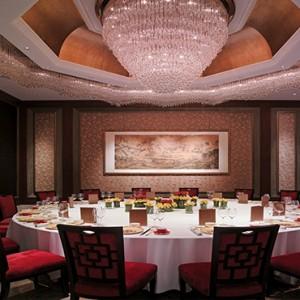 Hong Kong Honeymoon Packages Kowloon Shangri La Shang Palace Dining
