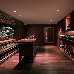 Hong Kong Honeymoon Packages Kowloon Shangri La Shang Palace Wine Cellar