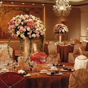 Hong Kong Honeymoon Packages Kowloon Shangri La Wedding1