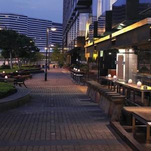 Hong Kong Honeymoon Packages Kowloon Shangri La Restaurant